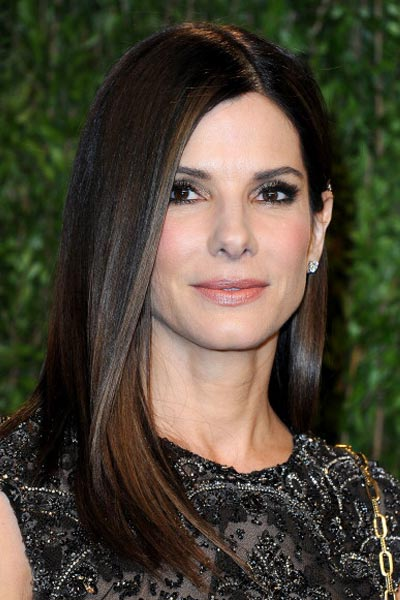 Good Haircuts For Long Hair Celebrities With The Blunt Cut