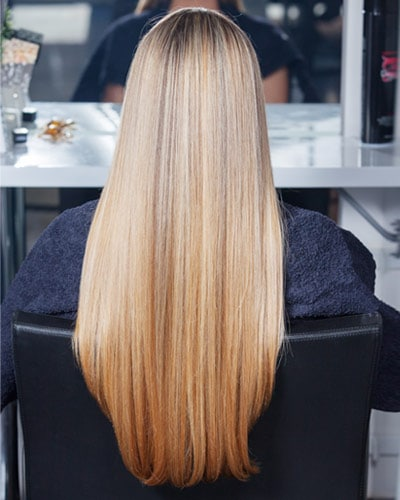10 V-Cut Hair Pictures