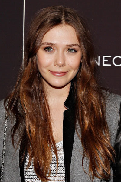 Celebrity-Hairstyle-Trends-2014-Elizabeth-Olsen-