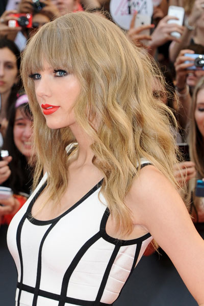 Cute Curly Hairstyles: Celebrity Edition | 400 x 600 jpeg 56kB