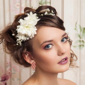 Unique-Bridal-Updos-