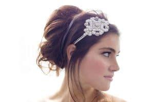 6 Pretty Wedding Headbands for 2014