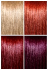 How to go from red to platinum blonde urmus Gallery