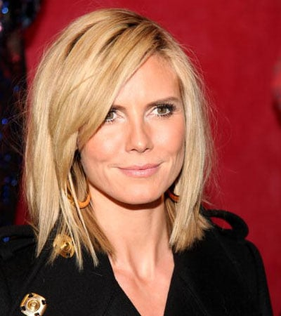 shoulder-length-bob-Heidi-Klum