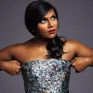 5 Mindy Kaling Hairstyles