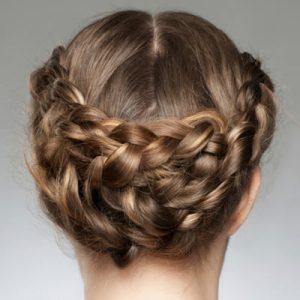 We Love the Keira Knightley Braided Updo