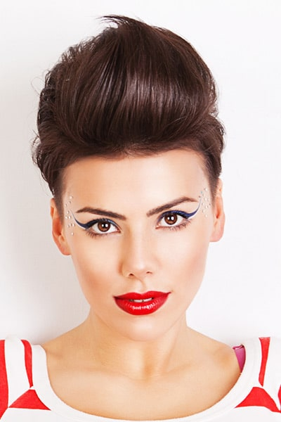 Tremendous Vintage Hairstyles And Vintage Hair Short Hairstyles Gunalazisus