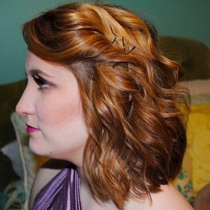 Fancy Medium Hairstyles