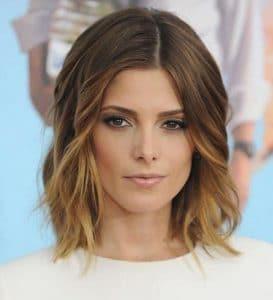 Swell Ashley Greene Cute Medium Hairstyles 2014 2015 Hairstyle Stars Natural Hairstyles Runnerswayorg