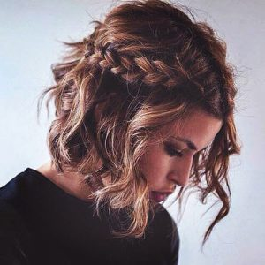 5 Party Hairstyles for Medium Hair
