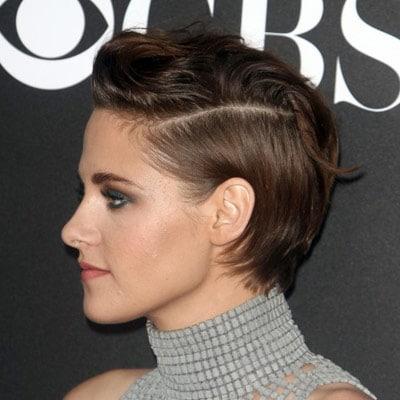 How To Style Short Hair Kristen Stewart
