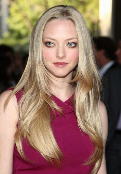 Celebrity Hairstyles With Layers Amanda Seyfried