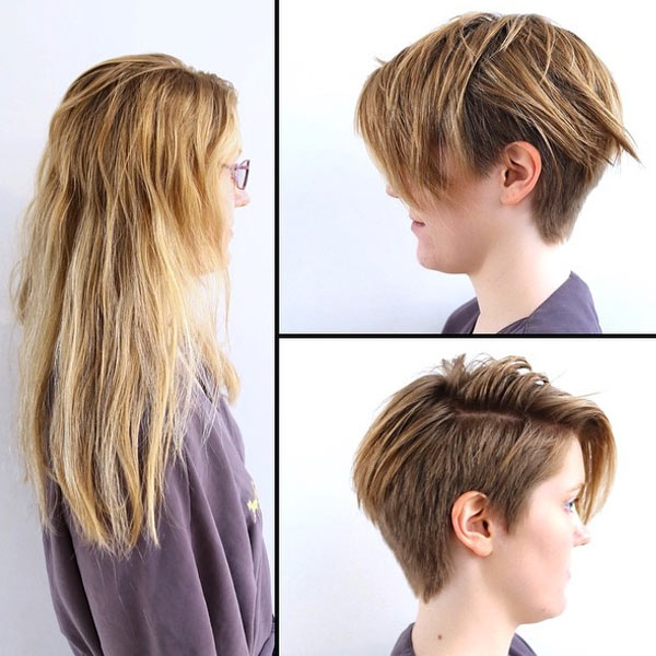 Super 3 Cute Pixie Hairstyles 2015 Hairstyle Inspiration Daily Dogsangcom