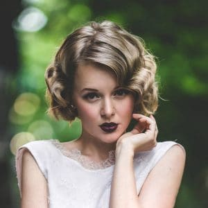 Prom and Wedding Hairstyles for Medium Hair