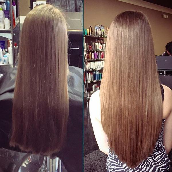 Awe Inspiring More V Cut Hair Pictures Short Hairstyles For Black Women Fulllsitofus