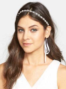 3 Ways to Wear Wedding Headbands