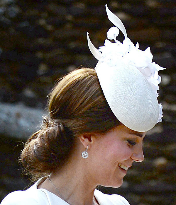 Kate-Middleton-Christening-Updo-