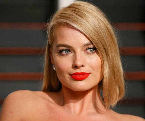 Bob Hairstyles: Margot Robbie