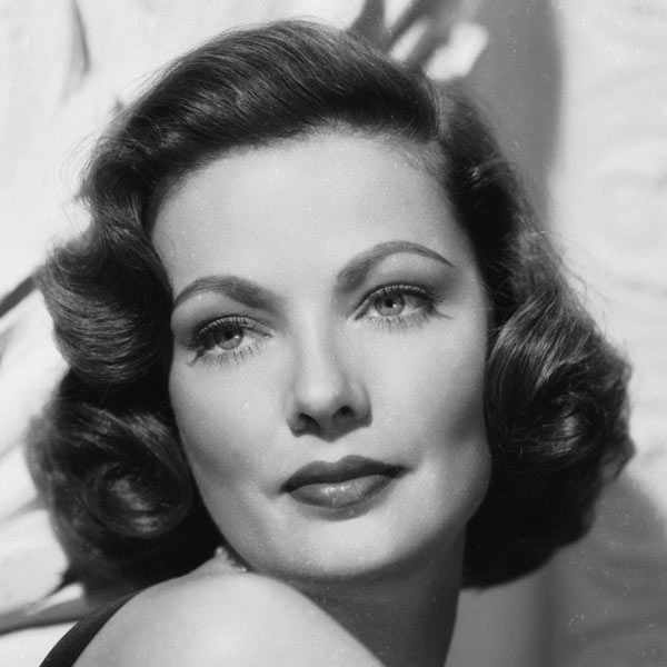 pin up curls gene tierney. Black Bedroom Furniture Sets. Home Design Ideas