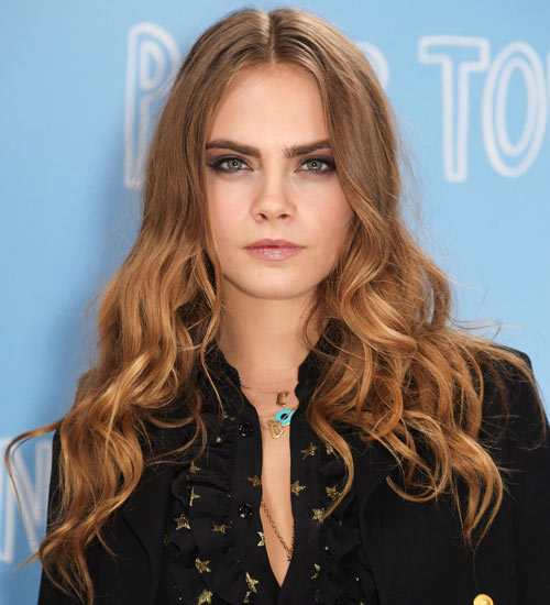 Cara-Delevigne-Bronde-Hair-Color-2015-Getty
