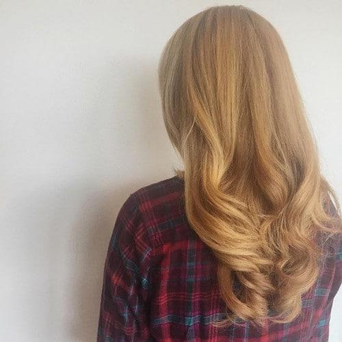alyssaadamshairart_-loose-curls-blowout