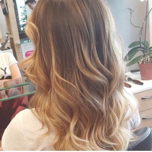cayangokhan_- subtle ombre hair-