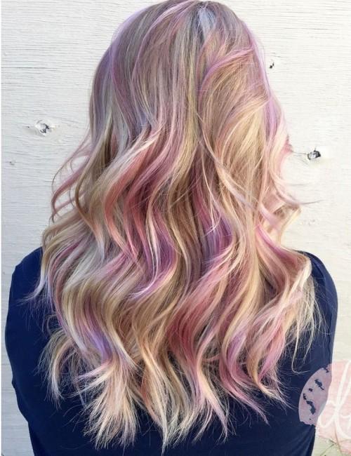 dawnbradleyhair_-pink streaks hair color