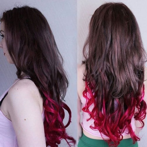 hairstyle.today_-color dip hair