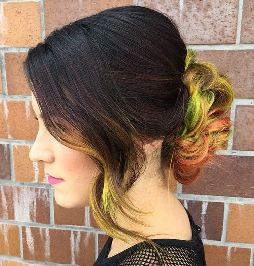heatherchapmanhair_-neon-hair-color-braided-updo