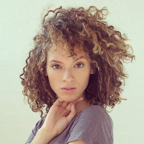 Groovy 3 Curly Hair Cuts That Will Make You Jealous Hairstyle Stars Hairstyle Inspiration Daily Dogsangcom