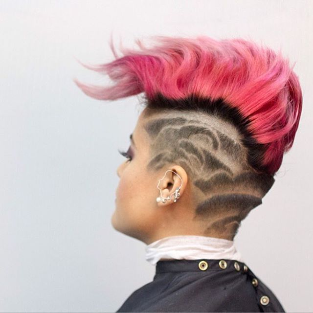 andrewdoeshair,undercut,hair,design,for,women