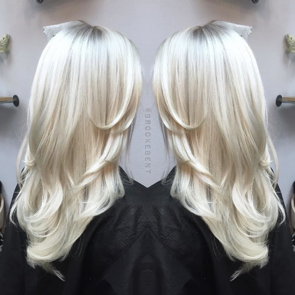 Beyond Blonde: White Hair Dye