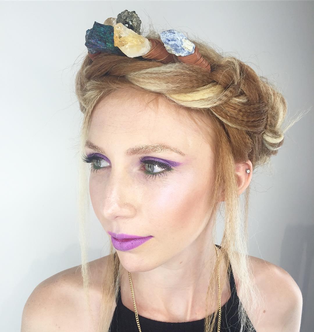 chitabeseau-boho-crown-braid-updo-with-crystals