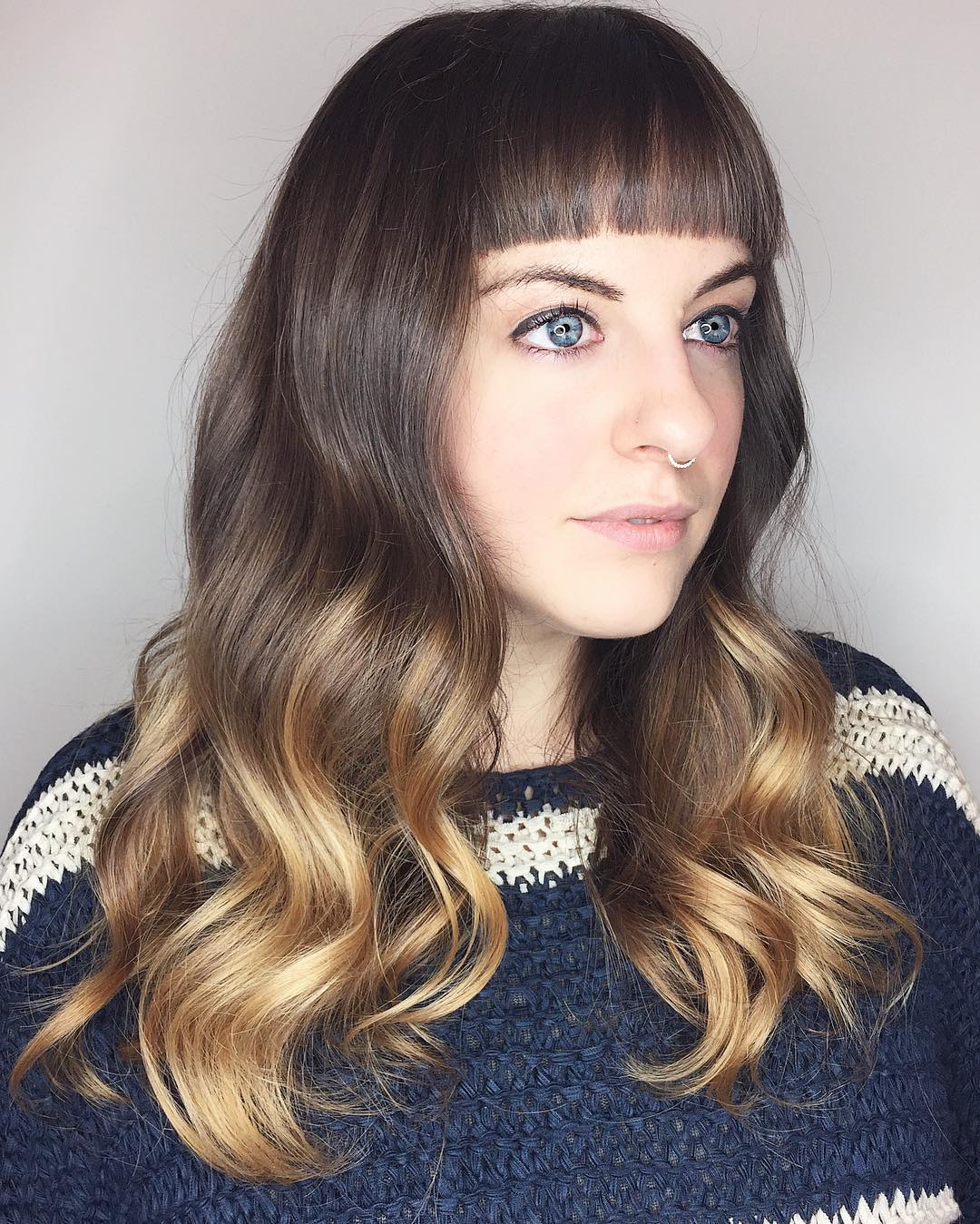 bangs hairstyles 2018 chrisweberhair light straight across fringe