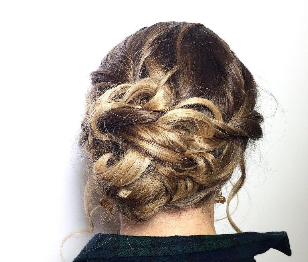 cutnj-messy-updo-bridal-hair-bridesmaid