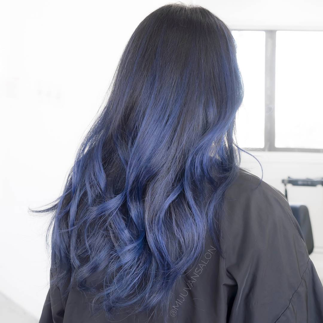 dearmiju-black-hair-with-blue-highlights-ombre