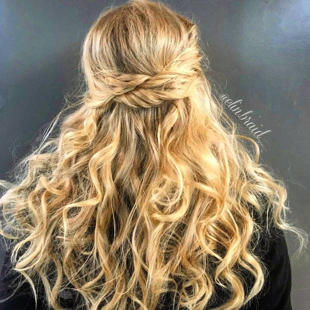 elin-braid-long-curls-and-two-twists-half-updo
