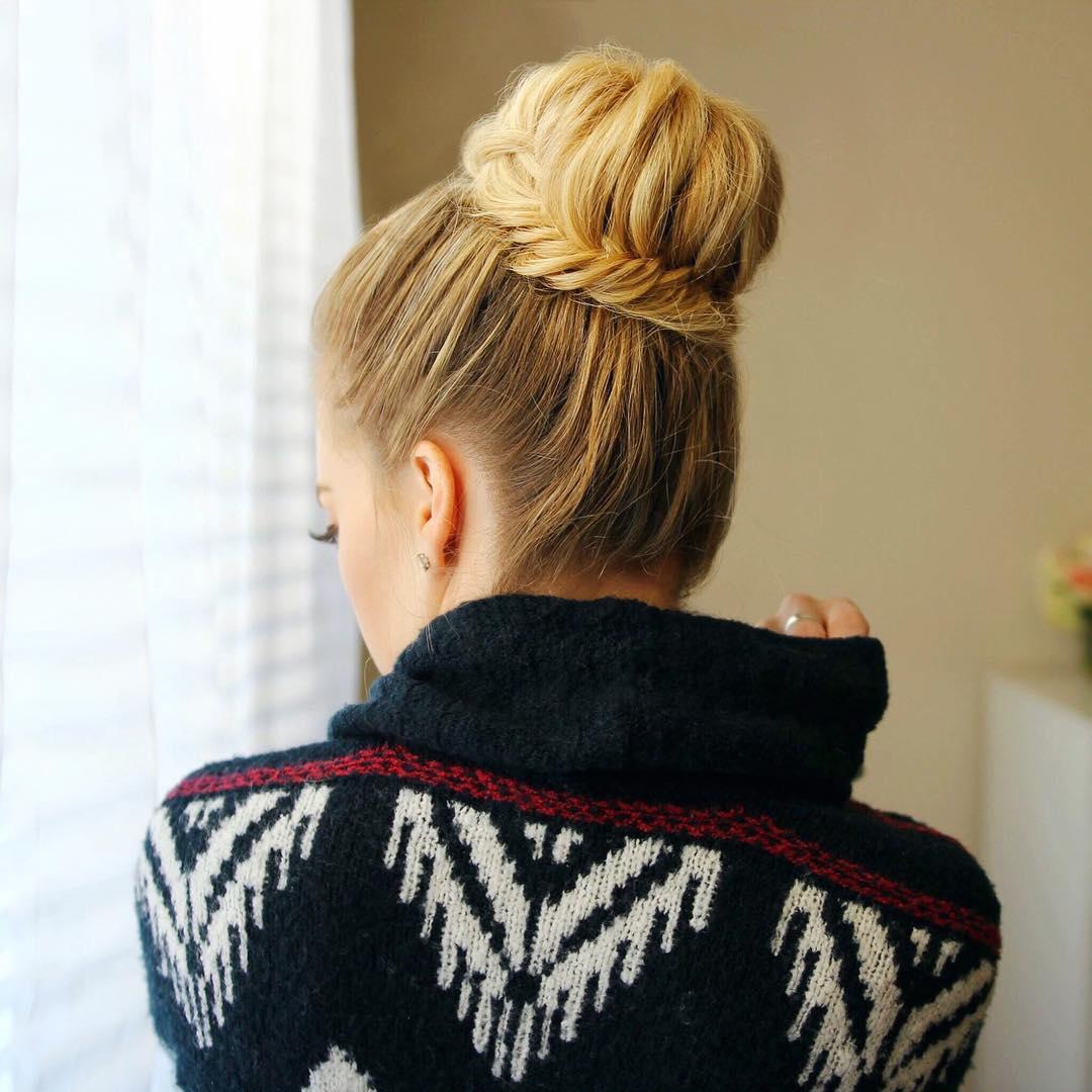 missysueblog-fishtail-braided-topknot